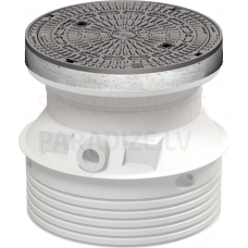 ACO Lipumax augšdaļa tauku atdalītājam D400 bez izkliedējošās plāksnes 890–1040mm