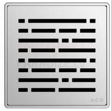 ACO EasyFlow Mix dušas trapa režģis 140 x 140 mm, nav noslēdzams