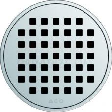 ACO EasyFlow Quadrato apaļš dušas trapa režģis