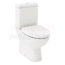 WC grīdas stāvošie tualetes podi