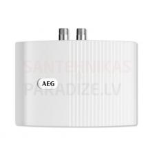 AEG/Stiebel Eltron elektriskais caurplūdes ūdens sildītājs DHM 6kW, 220V