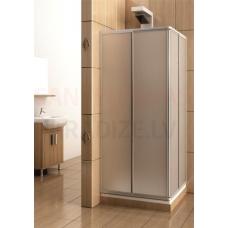 Aquaform dušas kabīne-stūris RAFT 80x80x180
