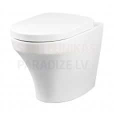 AM PM WC tualetes pods INSPIRE (horizontalais izvads sienā)