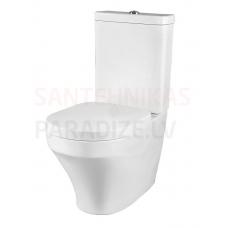 AM PM WC tualetes pods ar vāku Soft Close INSPIRE (universalais izvads)