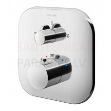 AM PM zemapmetuma termostata dušas/vannas jaucējkrāns SENSATION