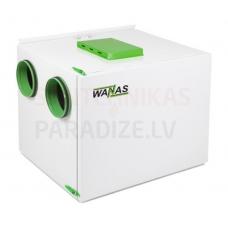 WANAS rekuperators  550 H/2