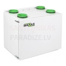 WANAS rekuperators  550 V/2