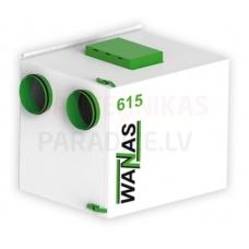 WANAS rekuperators BASIC 615 H