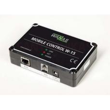 WANAS interneta modulis Mobile Control W-15