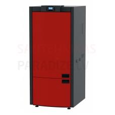 ALFA PLAM granulu centrālapkures kamīns COMMO COMPACT 32 kW