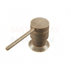 Aquasanita D-301 ziepju dozators Brass
