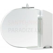 Aqua Rodos Glorija ZGLP105 (L) Spoguļskapis, 105cm