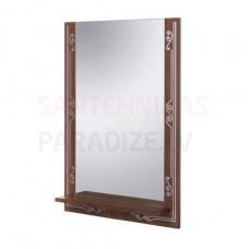 Aqua Rodos Bomond  55 Spogulis ar plauktu  (venge)