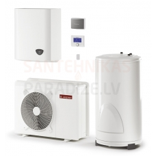 Ariston air/water type heat pump Nimbus Flex 50 S 7kW Ø1 with water heater 180l