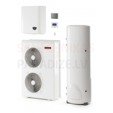 Ariston air/water type heat pump Nimbus Flex 90 S T 14kW Ø3 with water heater 300l
