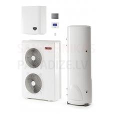 Ariston gaiss/ūdens tipa siltumsūknis Nimbus Flex  90 S T 14kW Ø3 ar ūdens sildītāju 300l
