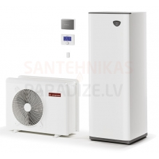 Ariston air/water type heat pump Nimbus Compact 70 S 11kW Ø1 with water heater 180l