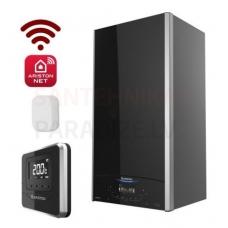 Ariston kondensācijas tipa gāzes apkures katls Alteas One Net 2-24kW ar Cube termostatu
