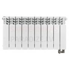 KFA alumīnija radiators G350F/D (10 ribas/sekcijas)