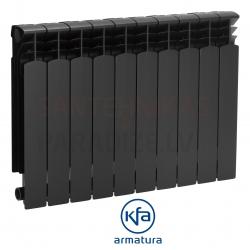KFA alumīnija radiatori G500F BLACK