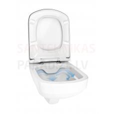 KFA MERO WATER CLEAN WC piekaramais tualetes pods bez vāka