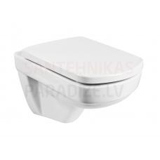 KFA WC MERO piekaramais tualetes pods bez vāka