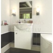 BLU mēbeļu komplekts MASSA 418x250x600 (Coconut white)
