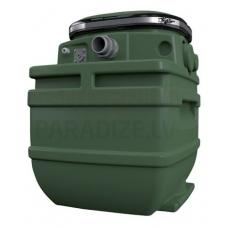 DAB kanalizācijas sūknis FEKABOX 200