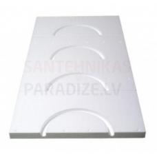 Danfoss (SpeedUp) plāksne bez alumīnija 250x500x30mm (loku) 250mm CZ