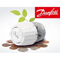 DANFOSS radiatoru termostati