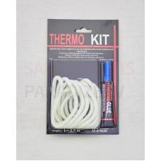 Dūmvadu komplekts Thermo Kit (2.5m + līme)
