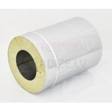 Dūmvadu caurule  300mm DN 80/180
