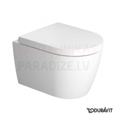Duravit piekaramais WC pods Darling New Rimless bez vāka
