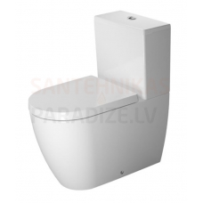 Duravit ME by Starck tualetes pods ar vāku Soft Close (universalais izvads)