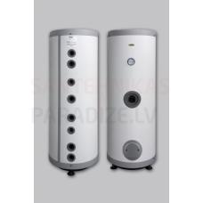 Kombinētais ūdens sildītājs (boileris) ELEKTROMET WGJ-S 220 litri 1.1 m2