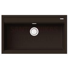 ELLECI akmens masas virtuves izlietne BEST 360 Espresso 86x51 cm