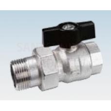 EFFEBI ORION lodveida ventilis (tauriņš) ar vītnes pagarinājums MF 1 1/4