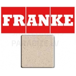 FRANKE akmens masas izlietnes (Tectonite Cafe creme)