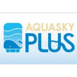 Aquasky Plus spiedkatli - zils