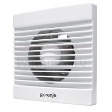 GORENJE vannas istabas ventilators BVN100WS 15W
