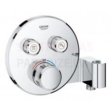 GROHE zemapmetuma termostata dušas jaucējkrāns SmartControl