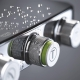 GROHE dušas sistēma ar termostatu SmartControl EUPHORIA Duo 310