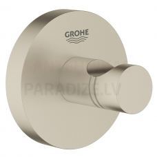GROHE āķis Essentials New (Brushed Nickel)
