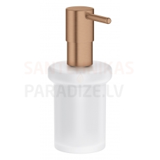 GROHE škidro ziepju trauks Essentials New (Brushed Warm Sunset)
