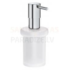 GROHE škidro ziepju trauks Essentials New (Hroms)