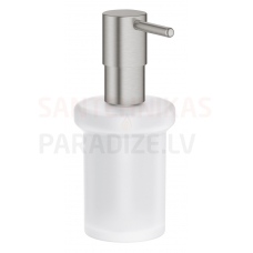 GROHE škidro ziepju trauks Essentials New (Supersteel)