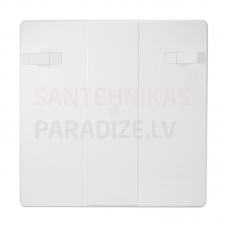 HACO plastmasas revīzijas lūka ASA RD 400x400