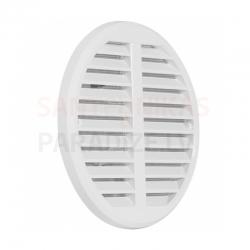 Plastmasas ventilācijas restes