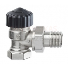 Heimeier Calypso termostata vārsts (leņķa) DN15 Kvs-2.0