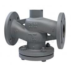 Heimeier CV 216 GG 2-ceļu regulēšanas vārsts (čuguns) 30mm DN 65 Kvs-50.00